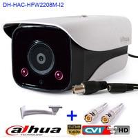Newest HD 1080P Dahua HDCVI Camera 2MP DH HAC HFW2208M I2 Network IR Bullet Security Camera
