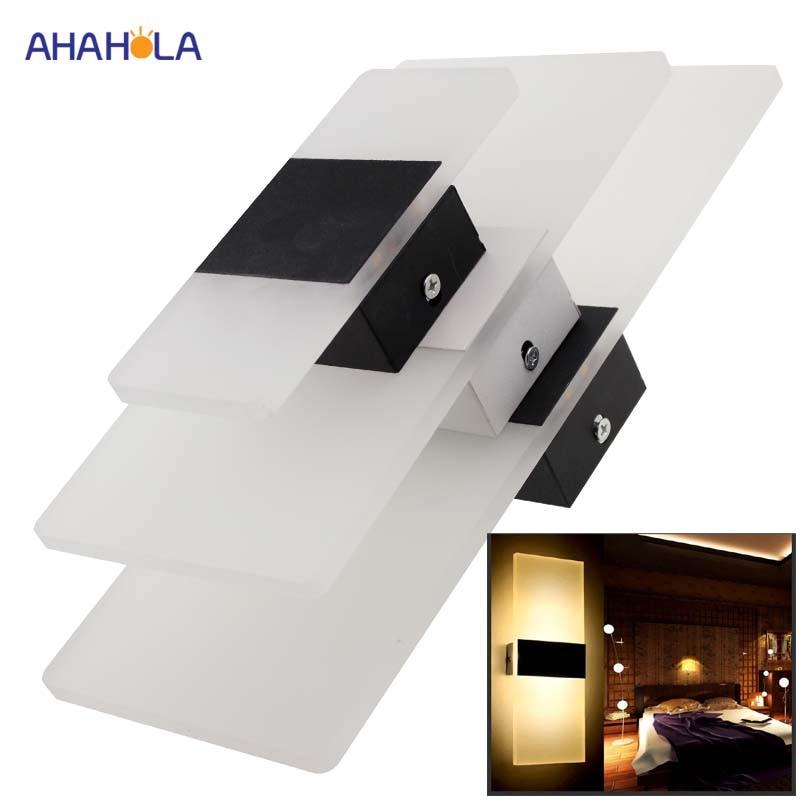110v 220v Led Wall Lamp Indoor Bedroom Light Home Deco Mirror Led Wall Light Bathroom Sconce Wall Lights For Home Wandlamp