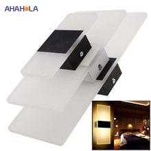 Lámpara Led de pared de 110v y 220v para el hogar, luz de Interior para dormitorio, candelabro de baño para espejo, decoración