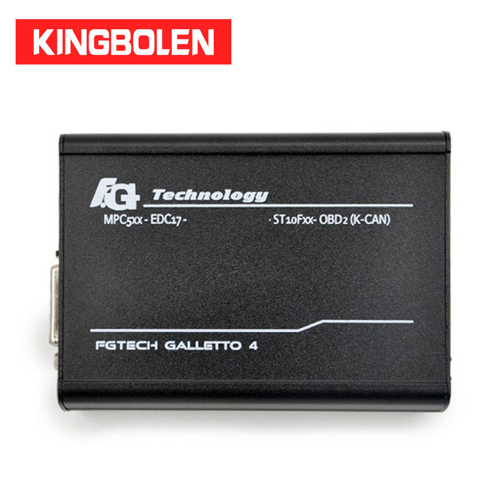 Fgtech V54  V0386 / V0475 Galletto 4 Master ECU tool FG-Tech BS BDM Function Metal Unlock Version Car Secure Diagnostic Tool(China)
