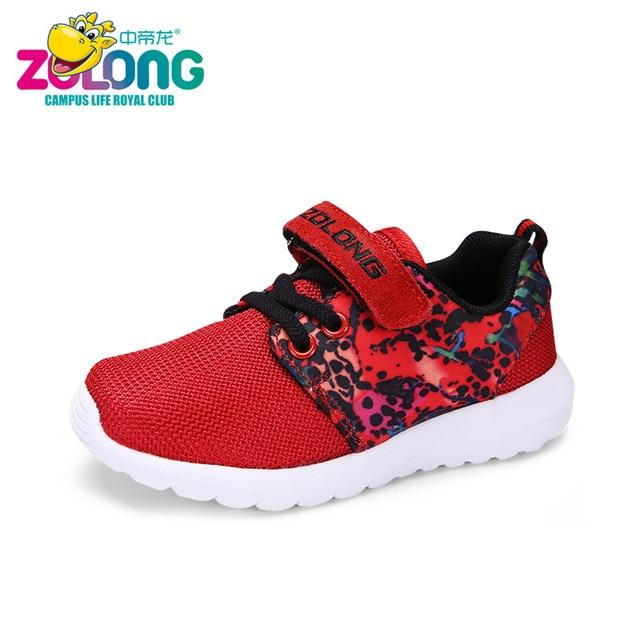 7aea6bc278ae Girls Sportwear Kids Breathe Training Shoes Speed Undefeated Free Trainer  Flyknit Foot Locker Fashion Racer Sneakers Walking Red