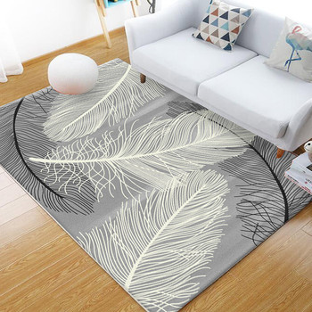 Nordic style Carpets For Living Room Sofa Coffee Table Floor Mat Customized Carpet Bedroom Bedside Rugs Baby/Child Antiskid Rug