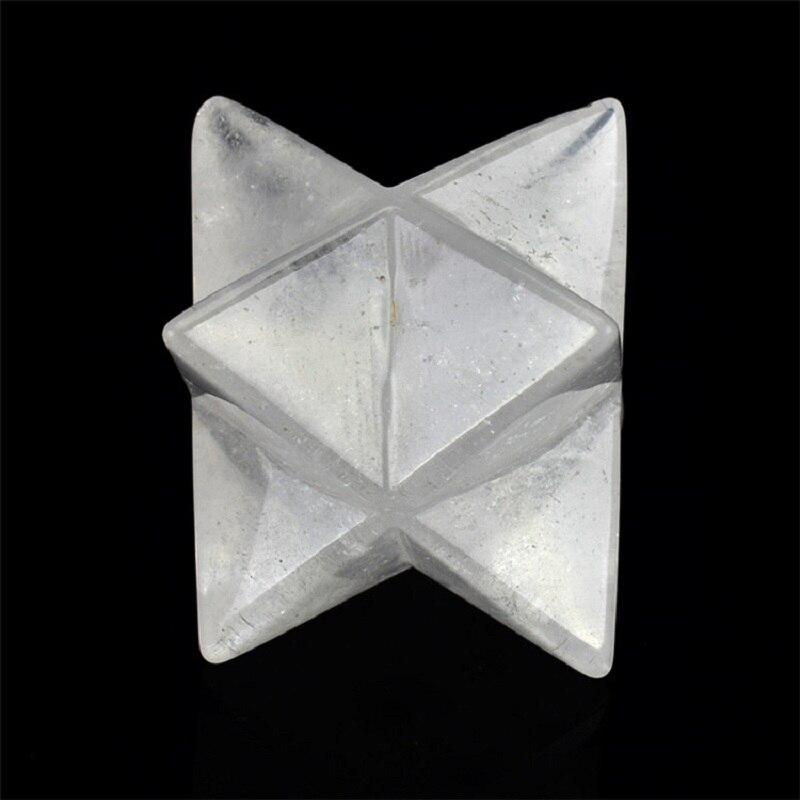 Chakra Merkaba Estrela Gemstone Cura Reiki Cristal
