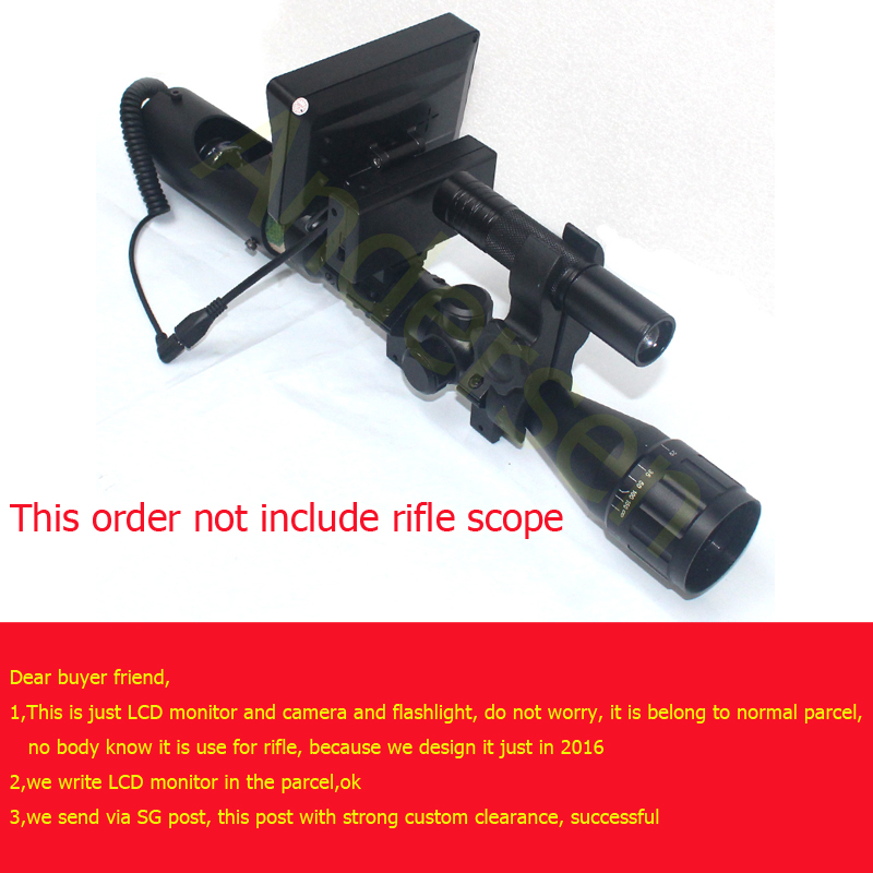 Buy Outdoor Hunting Tactical digital Infrared night vision
