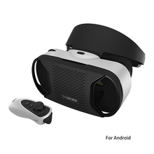 Baofeng Mojing 4 Immersive Virtual Reality 3D glasses VR Box  for 4.7-6 inch Smartphones With Remote Control