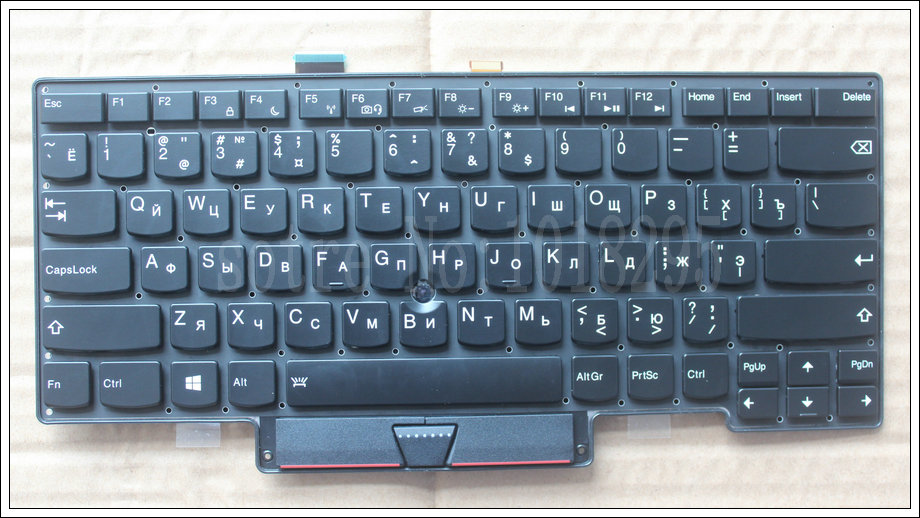 NEW Backlit Russian laptop keyboard for Thinkpad X1C 2013 X1 Carbon MT 3443 3444 3446 3448 3460 3462 3463 RU Black without Frame laptop keyboard for dexp for atlas h107 h108 h110 h117 h118 h119 black without frame ru russian