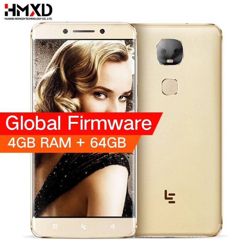 Original Letv LeEco Le Pro 3 Dual AI X650 4G RAM 64G 5.5 inch Android 6.0 MT6797D Deca Core 13MP Dual Camera 4000mAh Smartphone