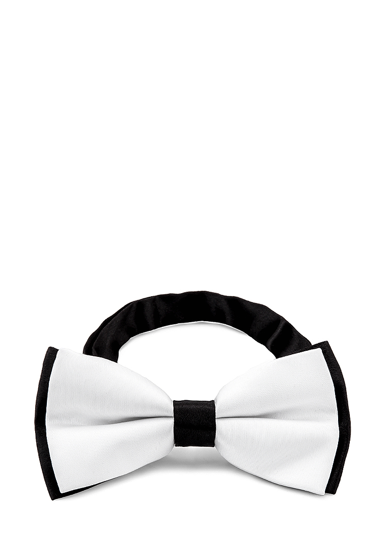 [Available from 10.11] Bow tie male CASINO Casino poly B + H Combes rea 6 202 White 30 hanks white bow hair 6 grams