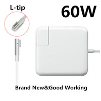 Replacement Magnetic L Tip 60W MagSaf Laptop Power Adapter Chargers For Apple MacBook Pro 13 A1181