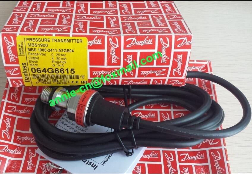 ФОТО New and original MBS1900 064G6615  PRESSURE SENSOR  Pressure switch  0-25bar