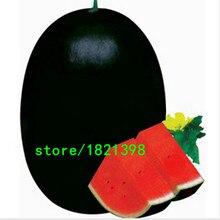 Rare Giant Watermelon Seeds Black Tyrant King Super Sweet Watermelon Home Gardening Watermelon Seeds 50PCS