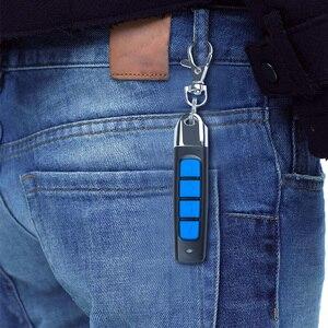 Image 5 - Kebidu Senza Fili 433Mhz Clonazione Telecomando di Codice della Copia Mini Telecomando 4 Canali Clonazione Porta Del Garage Cancello Elettrico Auto