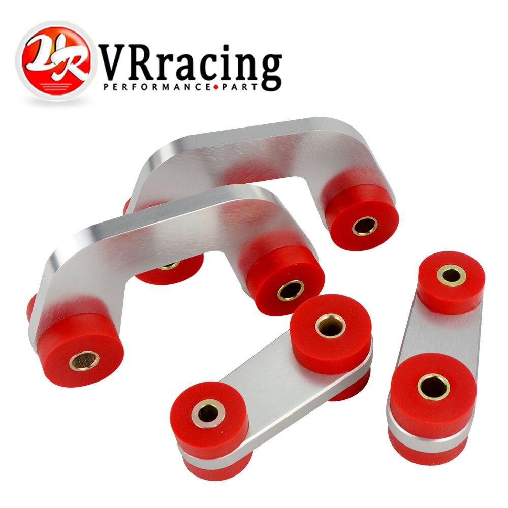 Vr racing-przedni tylny wahacz poprzeczny dla subaru impreza WRX 93-07 Forester 98-02 Legacy 93-99 GC GD GF GH VR-SBE02 + SBE03