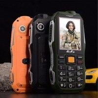 Gofly F7000 ударопрочный прочный мобильный телефон для пожилых людей громкий звуковой Фонарь FM Длинный резервный внешний аккумулятор Bluetooth SOS ск...