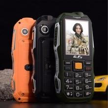 Gofly F7000 противоударный Прочный Открытый Мобильный телефон для пожилых людей громкий звук Фонарь FM портативное зарядное устройство с длительным временем автономной работы Bluetooth SOS-устройство быстрого набора номера