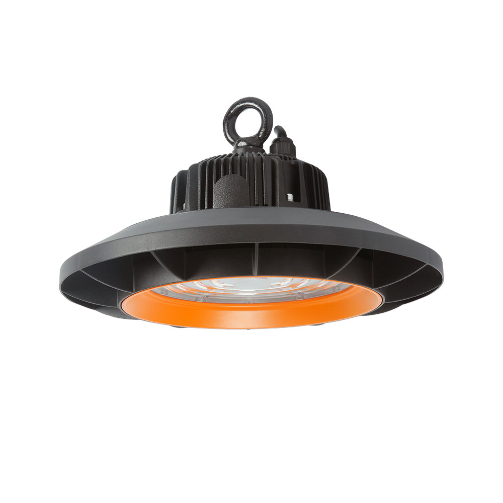 Us 140 0 100w Ufo Led High Bay Light 150lm W Osram Led Diod Mean Well Driver Ip65 Led Industrial Lighting 5yrs Warranty In Industrial Lighting From