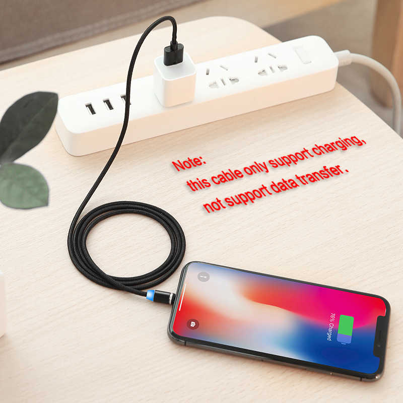 Quick Charge 3.0 18W QC 3.0 Fast charger USB portable Charging Mobile Phone Charger with Magnetic Cable for iphone Samsung