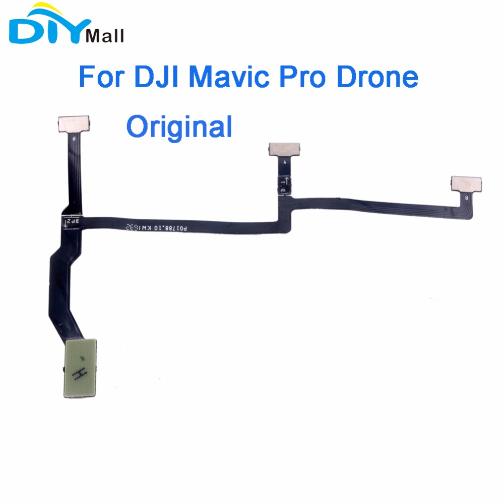 Original Gimbal Flexible Flat Flex Cable Layer For DJI Mavic Pro Drone Repair Parts Replacement RCmall DR2170A цена 2017