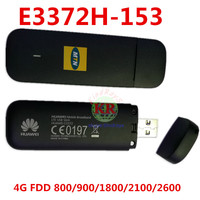 Unlocked Huawei E3372 E3372h 153 4G LTE USB Dongle USB Stick Datacard Mobile Broadband USB Modems