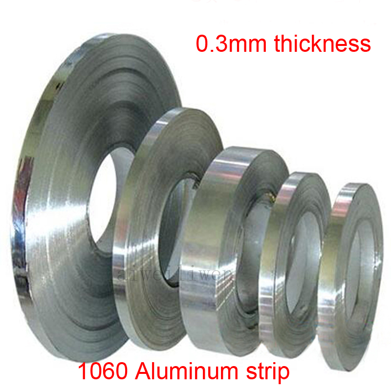 0 3mm Thickness 10mm 15mm 20mm 30mm Width 1060 Aluminium Strip Aluminum Tape Al Roll Aluminum Foil Sheet Gaskets Aliexpress
