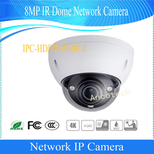 Free Shipping DAHUA Security IP Camera CCTV 8MP IR Dome Network Camera with POE IP67 IK10 Without Logo IPC-HDBW5830E-Z