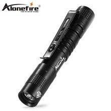 AloneFire P40 Pen Light Portable aluminium Mini LED Flashlig