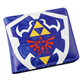 The Legend of Zelda Wallet Young Men and Women Students Personality Short Animated Cartoon Fashion Wallets Two Fold Purse