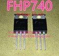 100% New original FHP740 TO-220 10A 400V MOS field effect tube