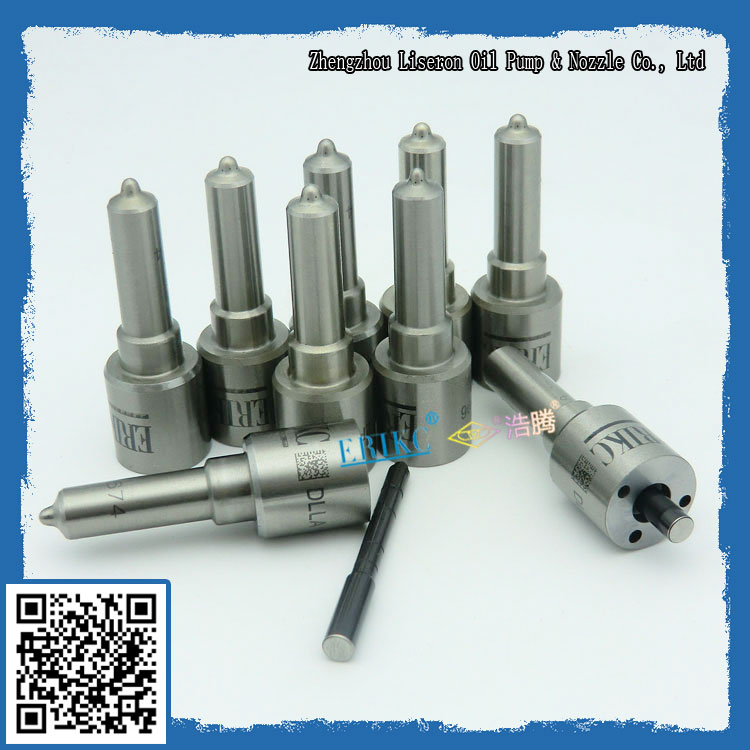 ERIKC diesel pump injector nozzles DLLA155P2473 high injector nozzles DLLA 155 P2473 auto fuel pump nozzle DLLA 155 P 2473