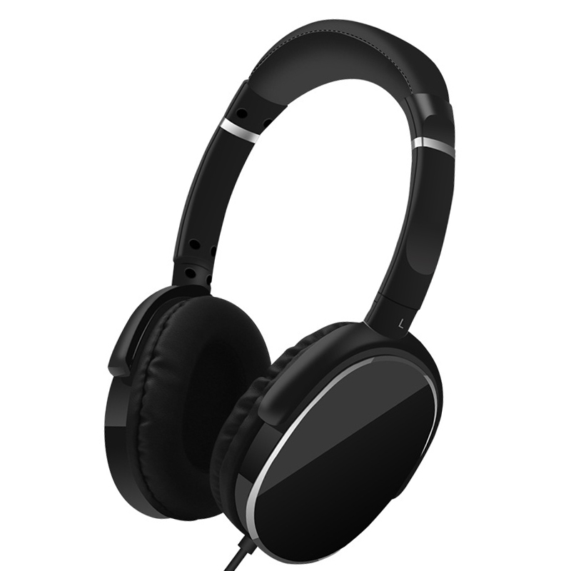 2018 New HiFi Stereo Headphone Shock Bass Game Headset With MIC 3.5mm Wired AUX Headphone With Audio Cable For PC MP3 HDTV Phone giantree wire game stereo sound earphones headset earset headphone wired earpiece bass noise reduction with mic for computer