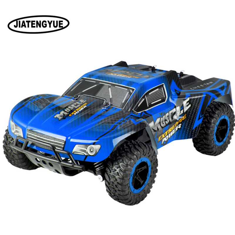 RC Cars Monster Climbing Buggy Truck Bigfoot Remote Control Vehicles 2.4GHz High Speed Remote Control Car RC Vehicle Toys