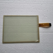 Replacement AMT9534 AMT 9534 12 1 inch 8 wire Touch Glass Panel for HMI Panel repair
