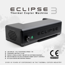 купить ECLIPSE Version 3 Image Transfer Tattoo Stencil Thermal Copier Machine дешево