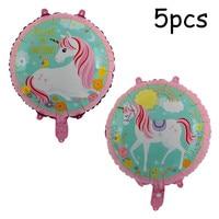 unicorn-5pcs-18inch-12