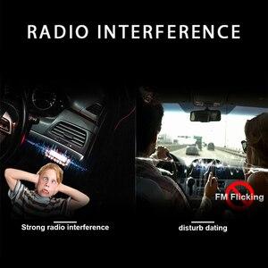 Image 3 - Hlxg Mini H4 LED H7 H11 H8 HB4 H1 HB4 HB3 CSP Auto Scheinwerfer Lampen 8000LM 6000 K 12 V keine Radio Inteference Anti EMC FM Flimmern 36 W
