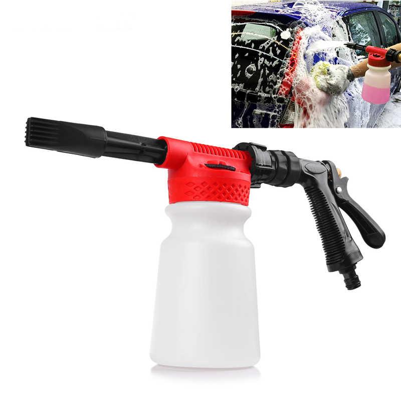 900ml Car Washing Foam Gun Car Cleaning Washing Snow Foamer Lance Car Water Soap Shampoo Sprayer Spray Foam for Car Motorcycle
