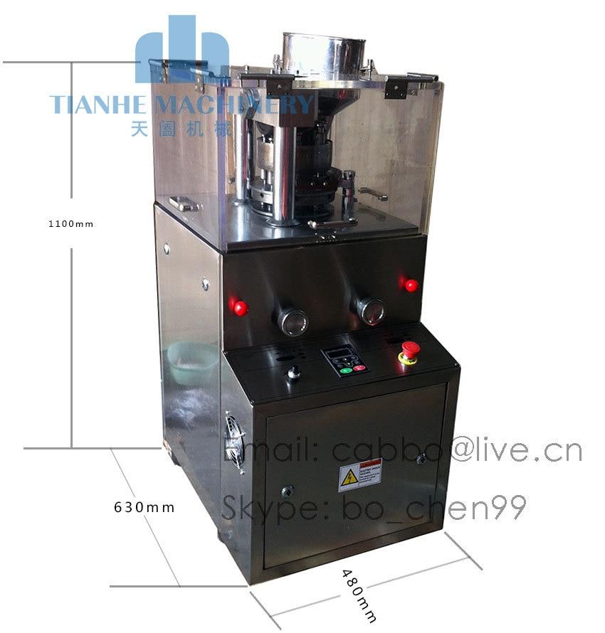 ZP-9B Enhanced Small Rotary Tablet Press Machine (pharmaceutical Machinery,pharmaceutical Equipment)