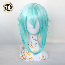 Asada Shino Cosplay Wig Sword Art Online 2 For Women Heat Resistant Synthetic Straight Hair