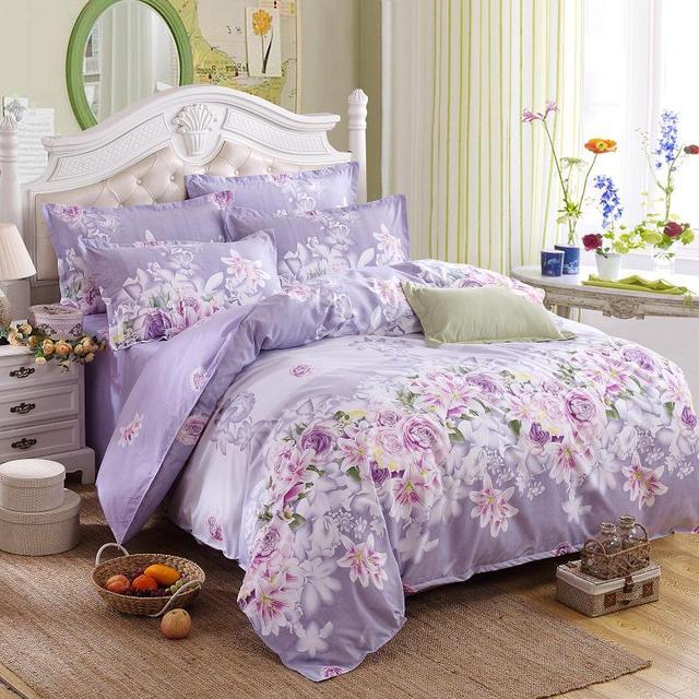 love flower purple