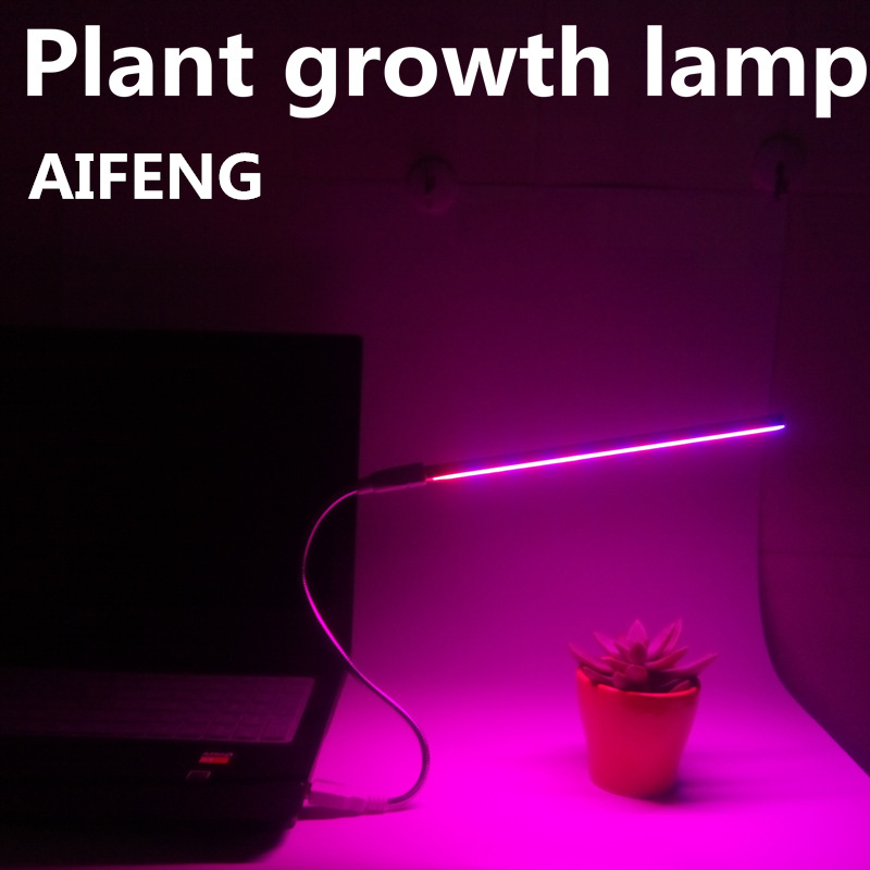 Levou Crescer Luzes lamp com 360 desk flexível Fonte de Luz : Lâmpadas Led