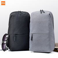 Xiaomi Sling Chest Bag Waterproof Sling Bag Urban Leisure Shoulder Bag Sport Backpack Unisex Rucksack Video Games Bags