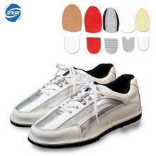 Обувь унисекс для боулинга; Мужская и женская обувь на нескользящей подошве; профессиональная спортивная обувь для боулинга; кроссовки без шнуровки