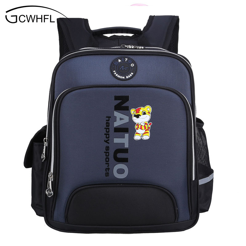 Children Waterproof School Backpacks In Primary School Backpack Child Girls School Bag For Boy Kids Satchel Mochila Infantil Zip baijiawei new children school bags for girls boys children waterproof backpack in primary school backpacks mochila infantil zip