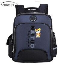Children Waterproof School Backpacks In Primary School Backpack Child Girls School Bag For Boy Kids Satchel Mochila Infantil Zip