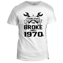 popular mens 70s fashion buy cheap mens 70s fashion lots from china 70'S Dad fixing stuff dad mens father grandad birthday diy gift present 70s t shirt cool casual pride