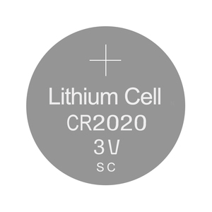 Image 2 - Lithium Button Coin Cell Battery CR2020   3V Watch Batteries 2020