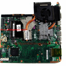 Placa base con CPU para HP DV6 PM45