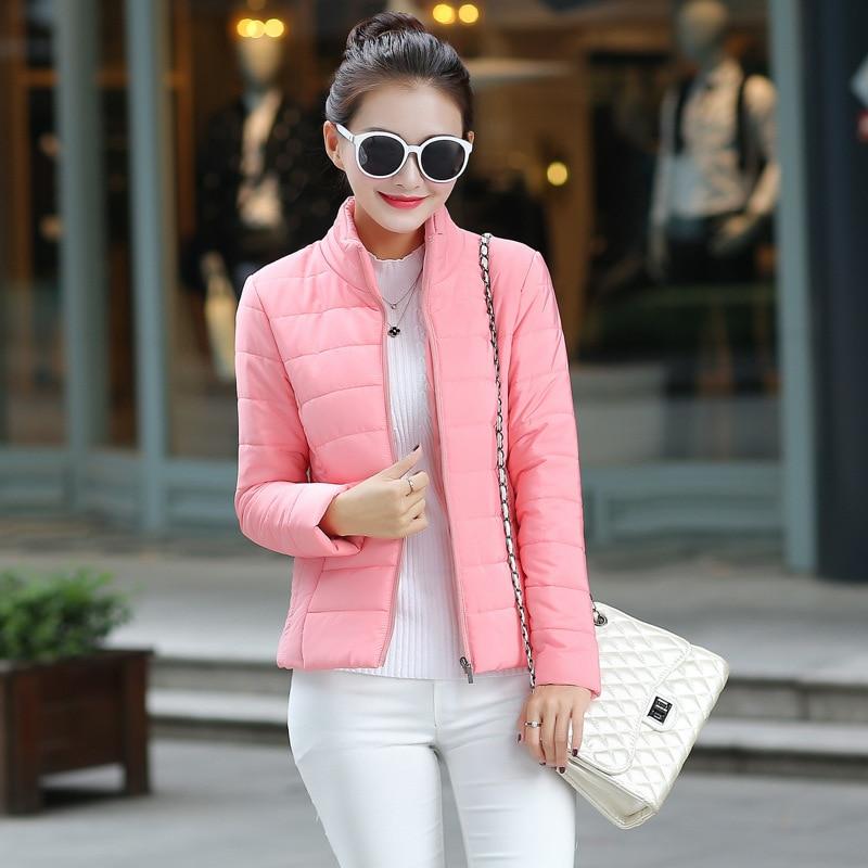 Pink Womens Winter Coat | Fashion Women's Coat 2017