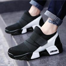 High-Quality Running Shoes 2018 New Men's  Women's Shoes Mesh Sports Shoes Couple Running  3 Colors  Sneakers P34