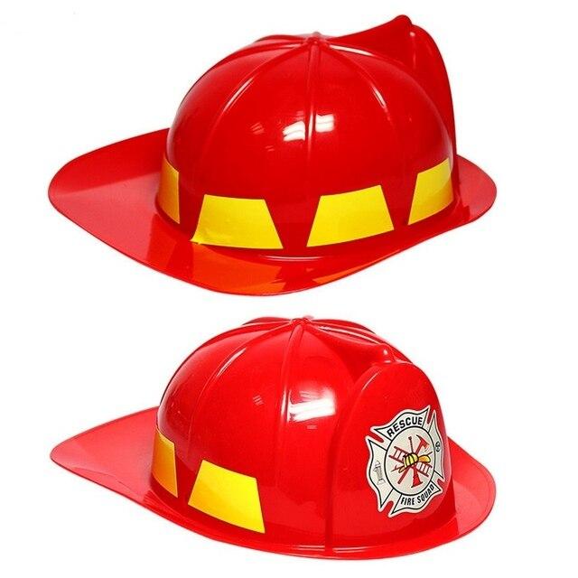 Boys Fireman Cosplay Game Pretend Play Toys 2